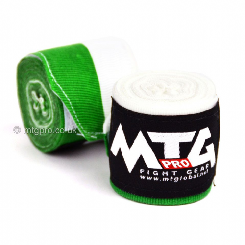 MTG 5m Handwraps - Green/White